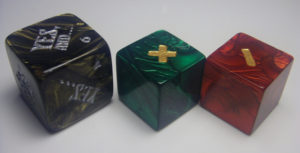 Vagrant Workshop FU Dice Set
