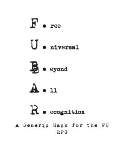 FUBAR - FU Hack